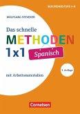 Fachmethoden: Das schnelle Methoden-1x1 Spanisch