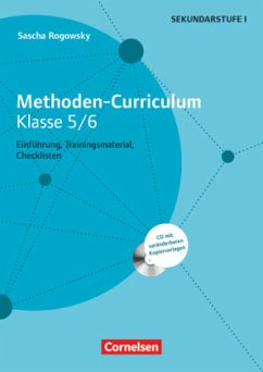 Methoden Curriculum Klasse 5/6