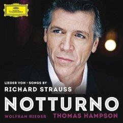 Notturno-Lieder Von R.Strauss - Thomas Hampson/Wolfram Rieger/Daniel Hope