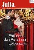 Julia Extra 377 Titel 1: Entführt in den Palast der Leidenschaft (eBook, ePUB)