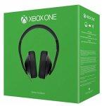 Microsoft Xbox One Stereo Headset schwarz