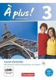 À plus! 3 Carnet d'activités mit Video-DVD und CD-Extra