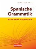 Spanische Grammatik für die Mittel- und Oberstufe