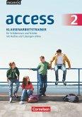 English G Access 02: 6. Schuljahr. Klassenarbeitstrainer mit Audios und Lösungen online