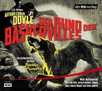 Der Hund der Baskervilles, 2 Audio-CDs