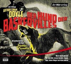 Der Hund der Baskervilles, 2 Audio-CDs - Doyle, Arthur Conan