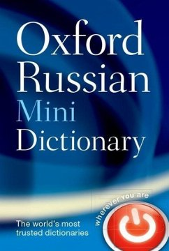 Oxford Russian Mini Dictionary - Oxford Languages