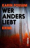 Wer anders liebt / Kommissar Sejer Bd.8 (eBook, ePUB)