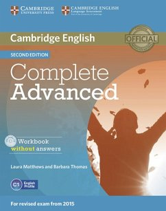 Complete Advanced - Matthews, Laura; Thomas, Barbara