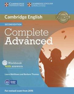 Complete Advanced - Matthews, Laura; Thomas, Barbara