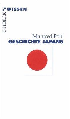 Geschichte Japans - Pohl, Manfred
