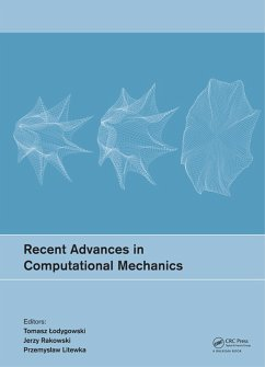 Recent Advances in Computational Mechanics (eBook, PDF)