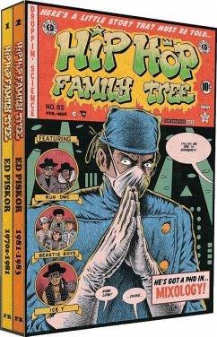 Hip Hop Family Tree 1975-1983 Vols. 1-2 Gift Boxed Set - Piskor, Ed