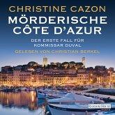 Mörderische Côte d'Azur / Kommissar Duval Bd.1 (MP3-Download)