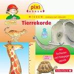 Tierrekorde / Pixi Wissen (MP3-Download)