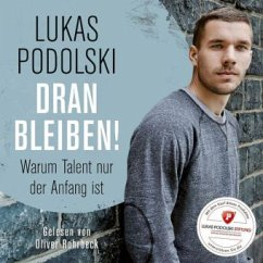 Dranbleiben!, 3 Audio-CDs
