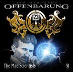 Offenbarung 23, The Mad Scientists, 1 Audio-CD