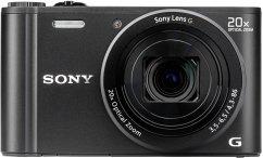 Sony DSC-WX350B schwarz
