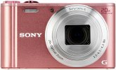 Sony DSC-WX350P pink