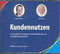 Kundennutzen - Menthe, Thomas; Sieg, Manfred