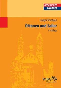 Ottonen und Salier (eBook, PDF) - Körntgen, Ludger