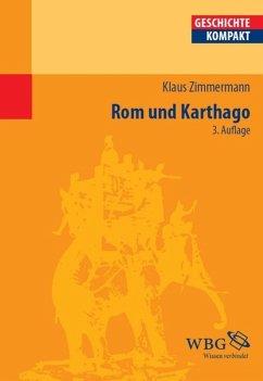 Rom und Karthago (eBook, ePUB) - Zimmermann, Klaus
