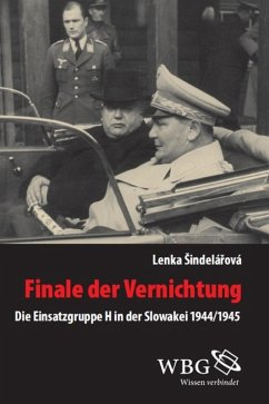 Finale der Vernichtung (eBook, PDF) - Sindelarova, Lenka