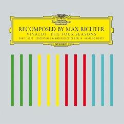 Recomposed By Max Richter: Vivaldi,Four Seasons - Hope,Daniel/De Ridder/Konzerthaus Ko Berlin