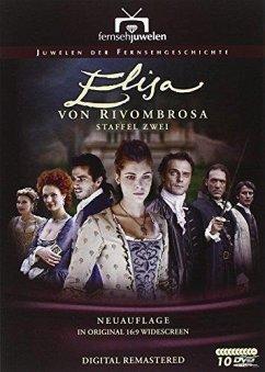 Elisa von Rivombrosa (Staffel 2) DVD-Box - Torrini,Cinzia