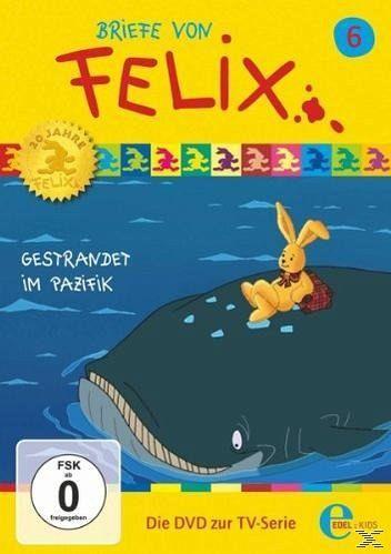 Briefe Von Felix Hörspiel : Briefe von felix vol gestrandet im pazifik auf dvd
