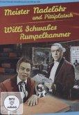 Meister Nadelöhr, Pittiplatsch & Willi Schwabes Rumpelkammer, 1 DVD