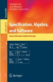 Specification, Algebra, and Software