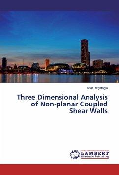 Three Dimensional Analysis of Non-planar Coupled Shear Walls