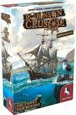 Pegasus Spiele 51946G - Robinson Crusoe - Die Fahrt der Beagle