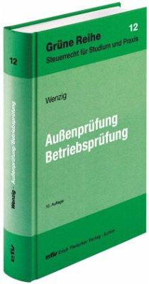 Außenprüfung/Betriebsprüfung - Wenzig, Herbert