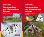 Taschenlexikon der Schmetterlinge Europas - 2 Bände im Paket