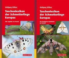 Taschenlexikon der Schmetterlinge Europas - 2 Bände im Paket - Willner, Wolfgang
