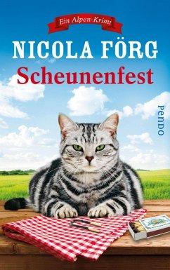 Scheunenfest / Kommissarin Irmi Mangold Bd.6 (eBook, ePUB) - Förg, Nicola