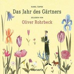 Das Jahr des Gärtners (MP3-Download) - Čapek, Karel; Rohrbeck, Oliver