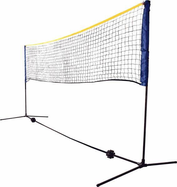 Donic schildkröt kombi netz set für badminton oder