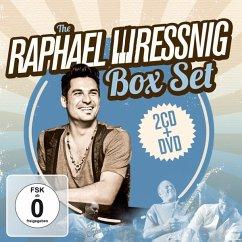 The Raphael Wressnig Box Set.2cd+Dvd - Wressnig,Raphael