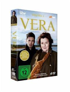 Vera: Ein ganz spezieller Fall - Staffel 1 (4 Discs) - Vera