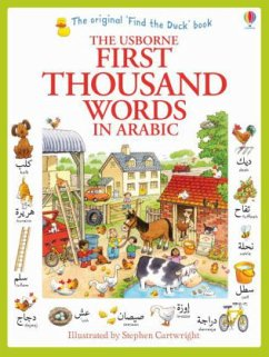First Thousand Words in Arabic - Amery, Heather; Cartwright, Stephen