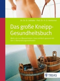 Das große Kneipp-Gesundheitsbuch