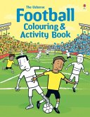 Football Colouring and Activity Book
