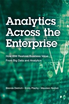 Analytics Across the Enterprise: How IBM Realiz...