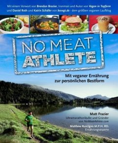 No Meat Athlete - Frazier, Matt; Ruscigno, Matthew