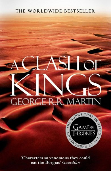 A Song of Ice and Fire 02. A Clash of Kings - Martin, George R. R.