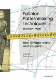 FASHION PATTERNMAKING TECHNIQUES [VOL.1]