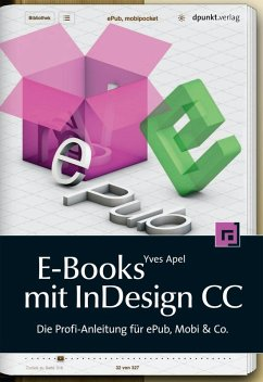 E-Books mit InDesign CC (eBook, PDF) - Apel, Yves